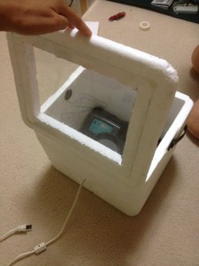 home made incubatorincubator-plastic